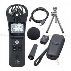 Zoom H1N + APH-1n kit registratore più accessori