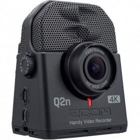 Zoomz Q2n 4K registratore audio / video professionale