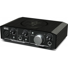 Mackie Onyx Artist 1.2 interfaccia audio Usb 2 in / 2 out