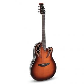 Ovation CE-48-1-G chitarra elettroacustica celebrity super shallow cutaway