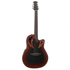 Ovation CE44-RRB chitarra elettroacustica celebrity elite